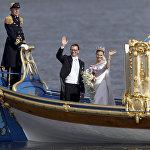 Принцесса Виктория и принц Даниэль Уэстлинг, герцог Вастергольд