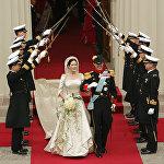 Датский наследный принц Фредерик и его жена принцесса Мэри Элизабет Дональдсон