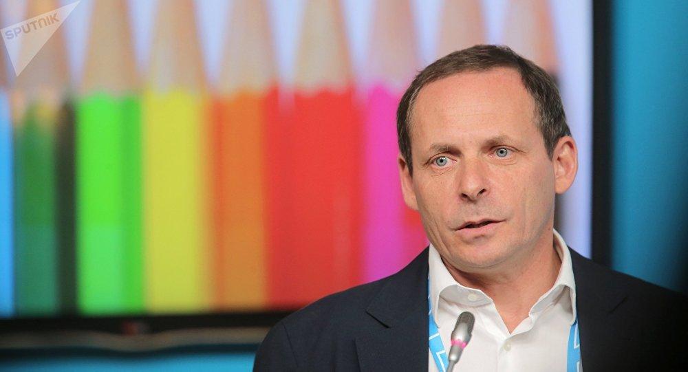 Генеральный директор Яндекс Аркадий Волож