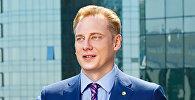 Председатель правления дочернего банка АО Сбербанк в Казахстане Александр Камалов
