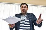 Кирилл Вышинский в зале