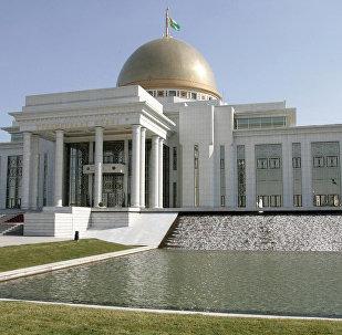 Түрікменстан президентінің сарайы, Ашхабад