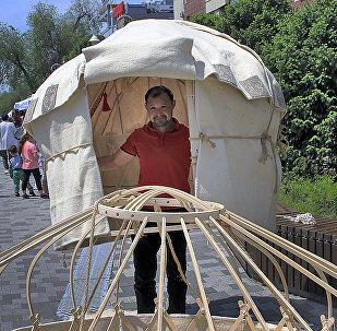 Праздник юрты в Алматы