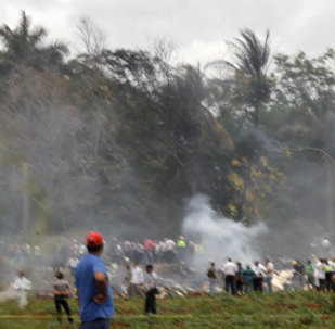 Авиакатастрофа на Кубе