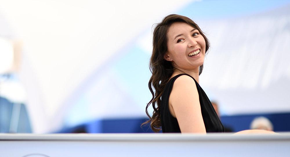 Казахстанская артистка получила награду Каннского фестиваля залучшую дамскую роль
