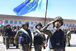 Учения коллективных сил ОДКБ, архивное фото