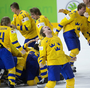 Финалда Швеция құрамасы Швейцария командасын буллиттен жеңіп кетті