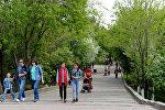 Центральный парк Астаны