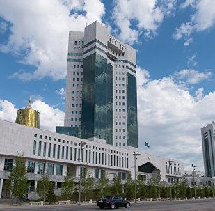 Здание правительства РК