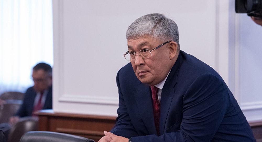 Г.Абдрахимов исчерпал кредит доверия - Крымбек Кушербаев