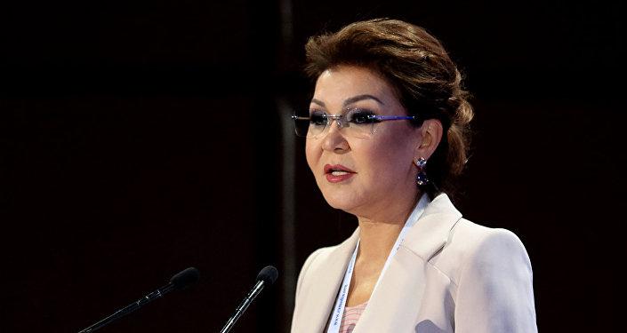 Дарига Назарбаева, XV Евразийский Медиа Форум