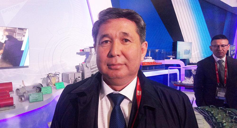 Генеральный директор АО Тыныс Кайрат Калманбаев