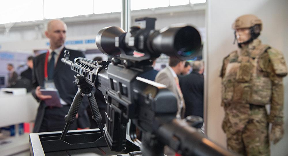 Международная выставка вооружения КАDEX-2018