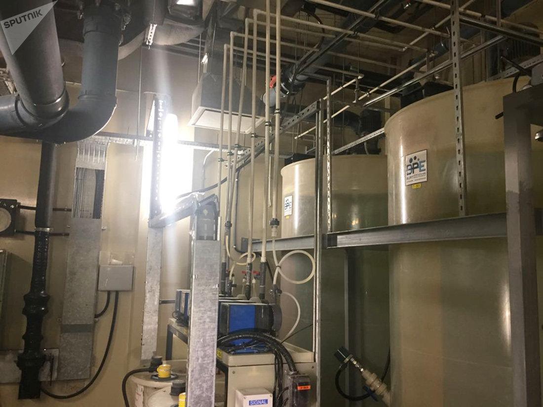 Системы для очистки канализационной воды
