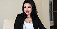 Участница КВН-команды Азия MIX Ситора Фармонова
