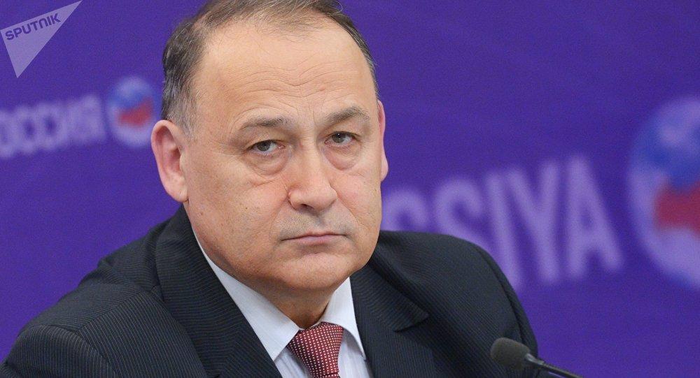 Директор Института стратегического планирования и прогнозирования Александр Гусев