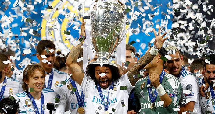 Реал одержал победу над Ливерпулем в финале Лиги чемпионов