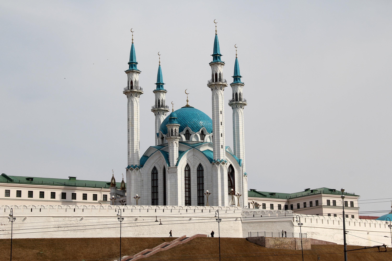 Кул-Шариф — главная соборная мечеть республики Татарстан расположена на территории Казанского кремля
