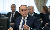 Ақпарат және қоғамдық даму министрі Дәурен Абаев