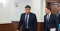 Министр по делам религий и гражданского общества Дархан Калетаев