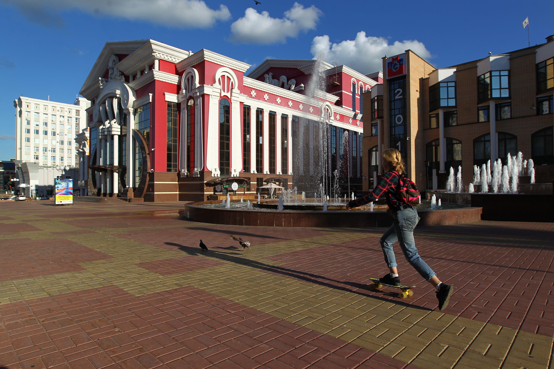 Театр оперы и балета имени Яушева в Саранск