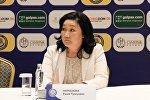 Разия Нуркенова – новый главный тренер национальной женской сборной Казахстана по футболу