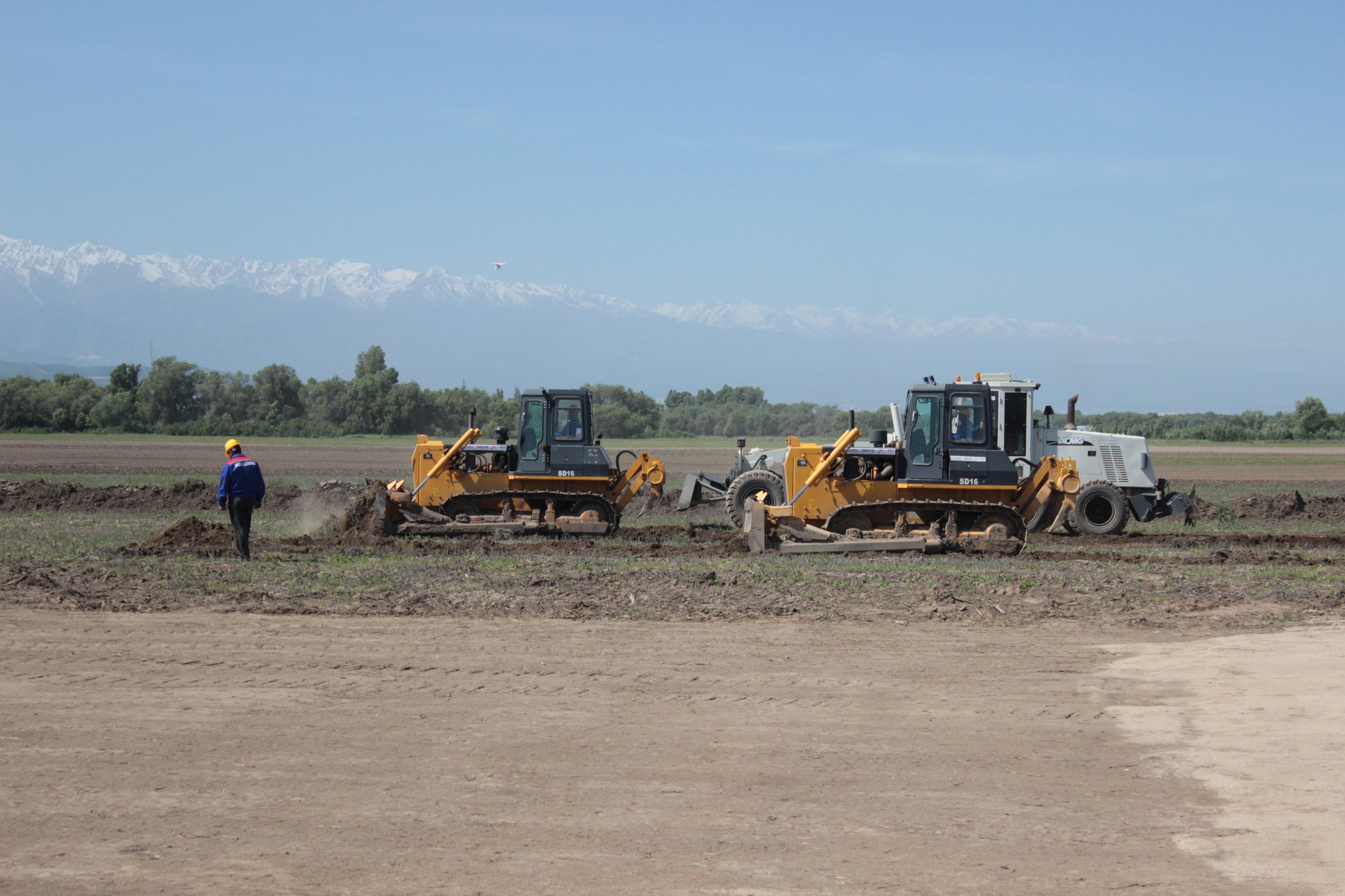 Дан старт строительству Большой Алматинской кольцевой автомобильной дороги (БАКАД)