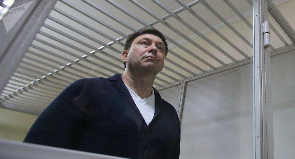 Российская Федерация иУкраина договорились опосещении заключенных в 2-х государствах