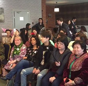 Фанаты из разных стран аплодировали, увидев Димаша в Казахстане