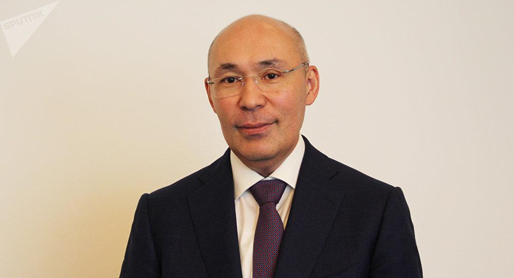 Управляющий международного финансового центра Астана Кайрат Келимбетов
