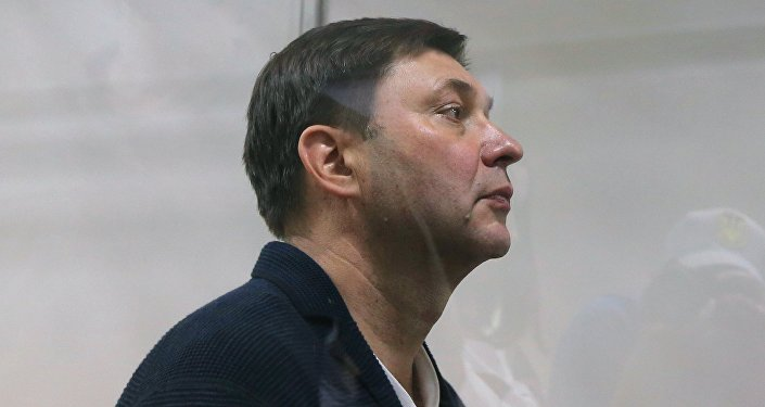Рассмотрение апелляции по делу журналиста К. Вышинского