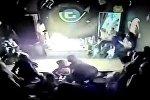 Взрыв в иркутском торговом центре попал на видео