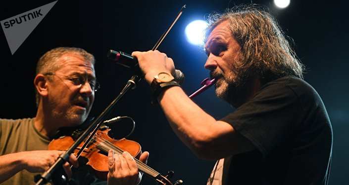 Концерт Emir Kusturica & The No Smoking Orchestra