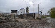 Завод по производству бетона в Петропавловске