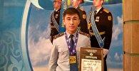 Старший лейтенант полиции Казбек Сагын стал победителем IV чемпионата Европы по рукопашному бою в Минске
