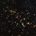 Гигантское скопление галактик