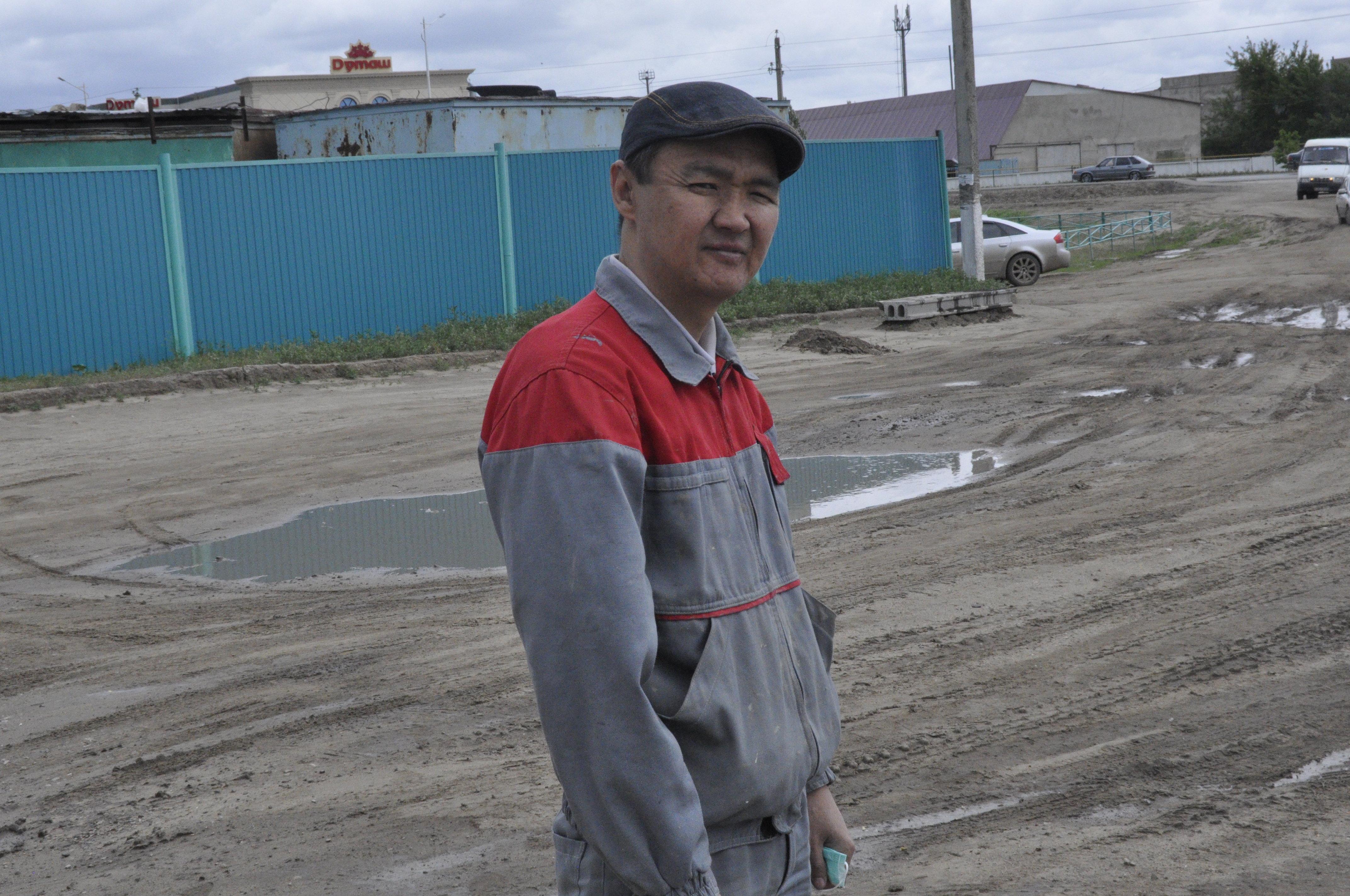 Алмат Рахметов - пострадавший во время теракта в Актобе 5 июня 2016 года