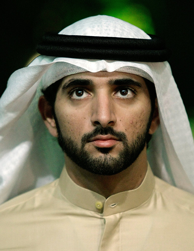 Хамдан бин Мохаммед бин Рашид әл-Мактум
