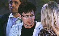 Основатель социальной сети ВКонтакте Павел Дуров, архивное фото