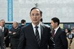 Экс-министр иностранных дел Кайрат Абдрахманов