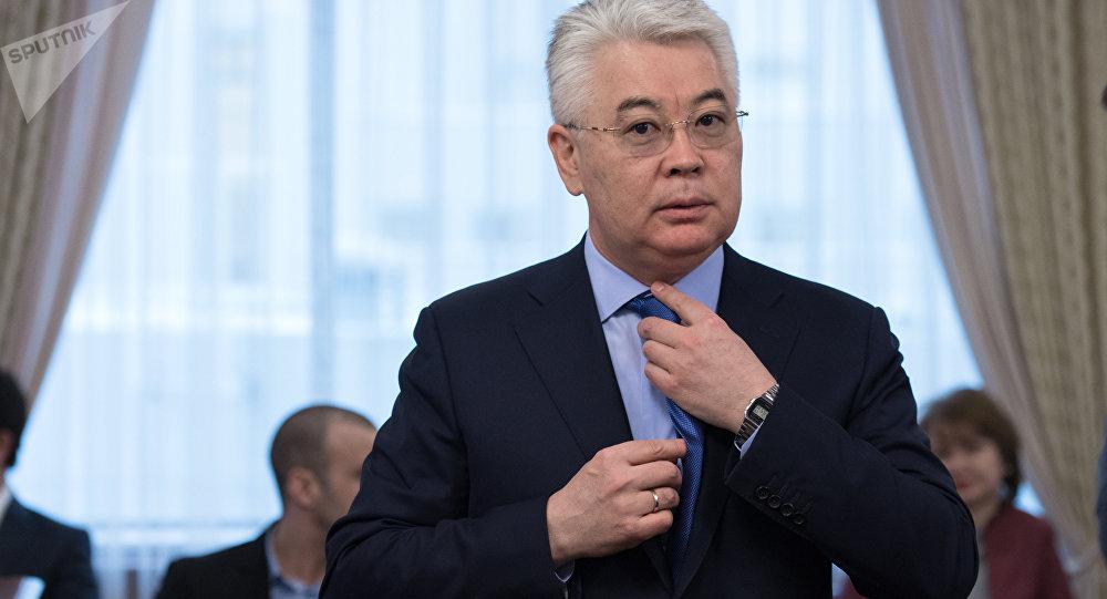Бейбут Атамкулов