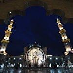 Мечеть в Куала-Лумпуре