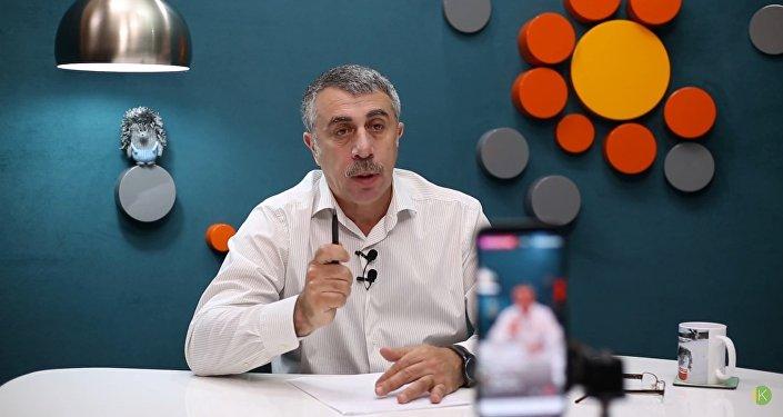 Доктор Комаровский о менингите