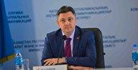 Чрезвычайный и полномочный посол Македонии в Казахстане Илия Псалтиров