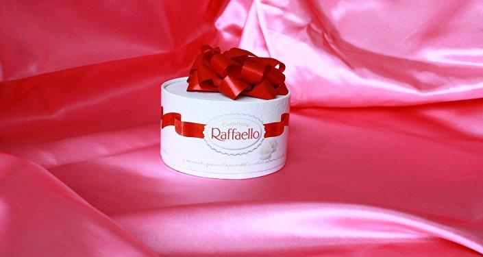 Коробка конфет, иллюстративное фото