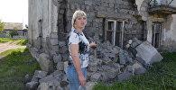 В Петропавловске в микрорайоне Береке (Бензострой) рухнула стена двухэтажного жилого дома