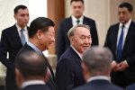 Нұрсұлтан Назарбаев Қытайға іссапары барысында