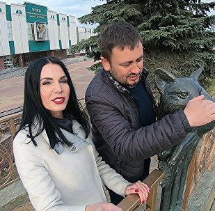 Тёртая лиса и предсказание судьбы в центре Саранска