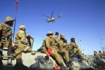 Воины-интернационалисты в Афганистане, архивное фото