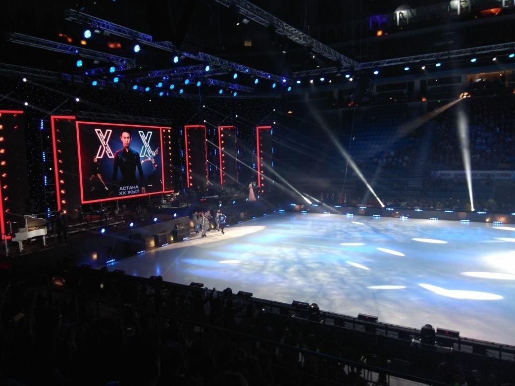 Ледовое шоу Дениса Тена
